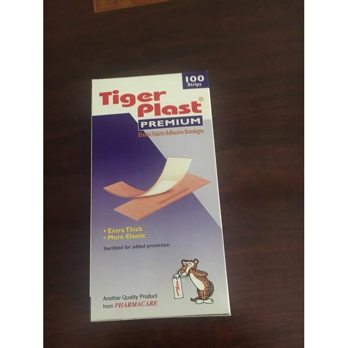Băng keo cá nhân Tigerplast Premium Elastic Fabric Adhesive Dressing